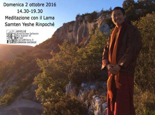 Méditation Italie 2 octobre 2016