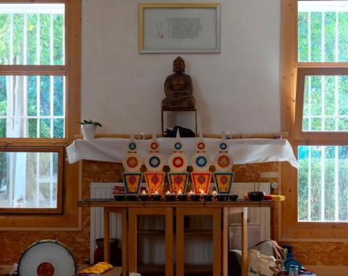 Tournée moines 2015 puja - Dscf0755b -
