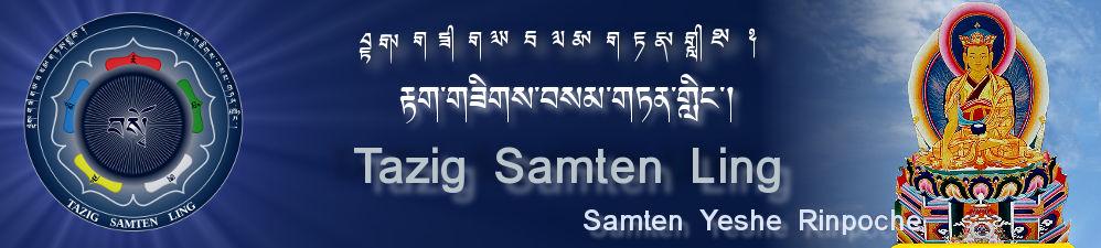 Tazig Samten Ling